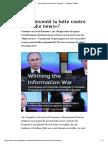 Qui a inventé la lutte contre les «fake news»_ – Antipresse – Medium