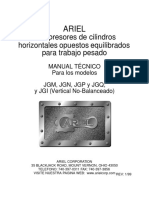 Manual Compresor Ariel