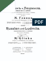Ruslan i Lyudmila - Glinka.pdf