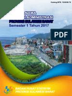 20. Daftar Nama Wilayah Administrasi Provinsi Sulawesi Barat Semester I 2017.pdf