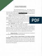 Steelton-Highspire School District superintendent contract