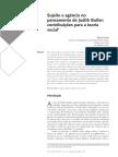 Sujeito e agência em Judith Butler.pdf