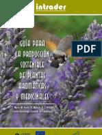 Guia empresarial para la producción sostenible en el cultivo de plantas aromáticas y medicinales