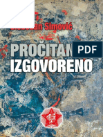 Slobo Simović - Pročitano_izgovoreno