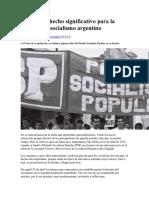 El PSP Segun Carlos Constenla