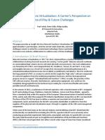 ITP NFV Paper 0f
