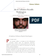 Al-Qaïda et l'alliance Riyadh-Washington, par Pierre Khalaf