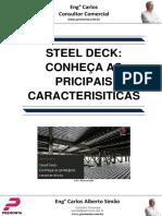 Steel Deck- Conheça as Principais Características