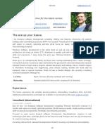 Joel Purra Software Developer Resume