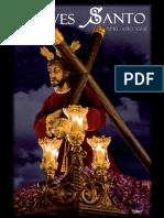 Revista Jueves Santo Virgen Dolores Santisteban 2018