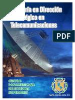 CEPES MDET Maestria en Direccion Estrategica en Telecomunicaciones
