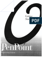 PenPoint Getting Started