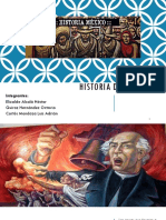 Expo Historia (Recursos y Necesidades de México)