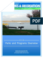 Kingston Parks and Recreation Brochure and Report