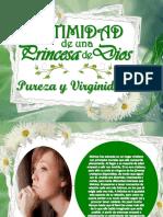 3. Intimidad de Una Princesa. Pureza y Virginidad