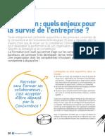 Managementqualite Formation Quels Enjeux Pour La Survie de l Entreprise