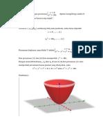 Suatu Parabola Dengan Persamaan x