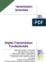 3. Digital Transmission Fundamentals-1