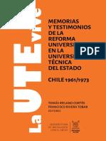 2016 - La Ute Vive - Ireland y Rivera Editores
