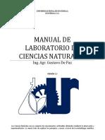 1. Manual de Laboratorio de Ciencias 2018