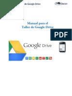 Manual Del Taller de Google Drive (1)