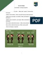 Guía de Trabajo Lengua Indigena
