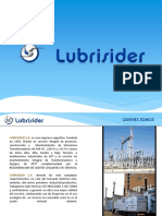 LUBRISIDER - Presentacion