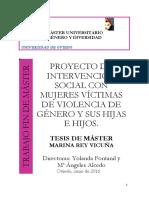 Proyecto Intervencion Mujeres