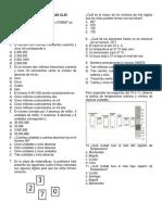 Examen 1 Matematicas Clei 3