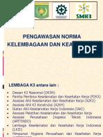 Pengawasan Norma Kelembagaan dan Keahlian K3.pptx
