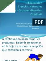 Evaluación sist Digestivo