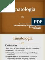 d. Tanatologia