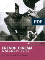 Phil Powrie and Keith Reader - French Cinema a Students Guide
