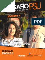 Desafio PSU2009 Nº3