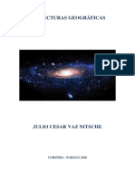 Julio Cesar Vaz Nitsche Conjecturas Geograficas