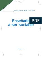 Enseñarle a Ser Sociable (3ra Ed., Vol. II), Bernabé Tierno.compressed