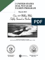 2014-04-09 2013 Naval Nuclear Propulsion Program