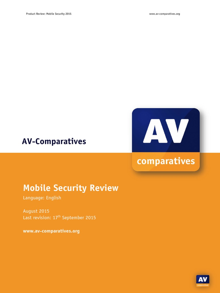 avc_mob_2015_en pdf | Android (Operating System) | Mobile App