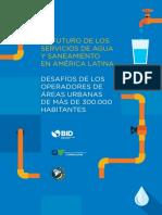 El Futuro de Los Servicios de Agua y Saneamiento en America Latina