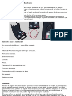 Piezómetro Eléctrico de Cuerda Vibrante