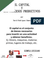 Capital y Procesos Productivos
