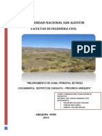 TRABAJO DE FORMULACION DE PROYECTOS - UNSA