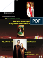 4. Dr.jetty - Executive Summary of Perioperative Management