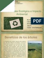 Ciudades ecológicas e impacto ambiental