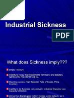 Industrial Sickness Final