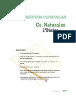 Cobertura Curricular Ciencias 2basico 2013
