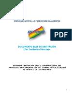 Dbi 2da Invitacion Complejo Piscicola