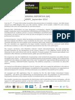 UIA2014Durban GRfinalreport Forwebsiteuploading