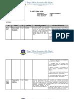 Planificación Anual 1 Basico