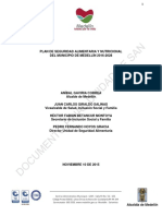 Plan SAN 2016-2028 Documento Final (10 -Noviembre-2015)